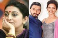 Here's How Smriti Irani Describes 'Long' Wait For DeepVeer Wedding Pictures