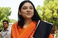 Maneka Gandhi Orders Probe After #MeToo Cases Surface In All India Radio