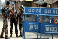 Punjab On High Alert After Terrorists 'Sneak In'