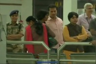 Sabarimala Row: Activist Trupti Desai Reaches Kerala, Unable To Exit Airport As Protesters Swell