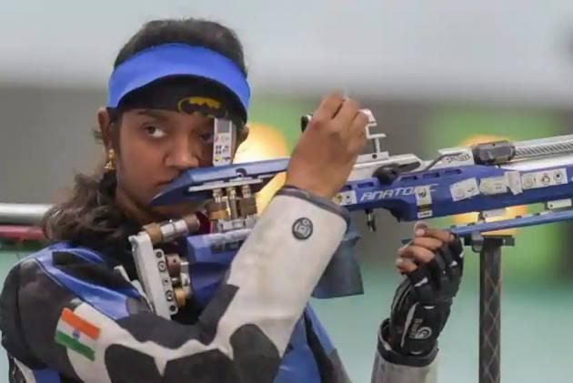 India's Elavenil-Hazrika Pair Wins Gold In Shooting At Asian Championship, Sets Junior World Record