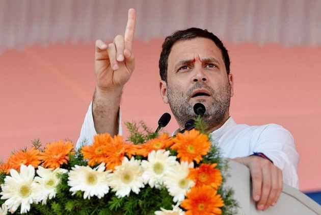 Will continue temple run, says Rahul Gandhi; BJP calls it 'pseudo-Hinduism'