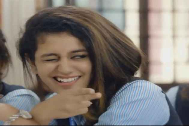 After Her Infectious Wink, Priya Prakash Varrier Set To Steal Your Heart With Flying Kiss In Latest Teaser