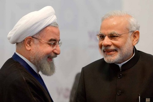 Iran President to arrive India today