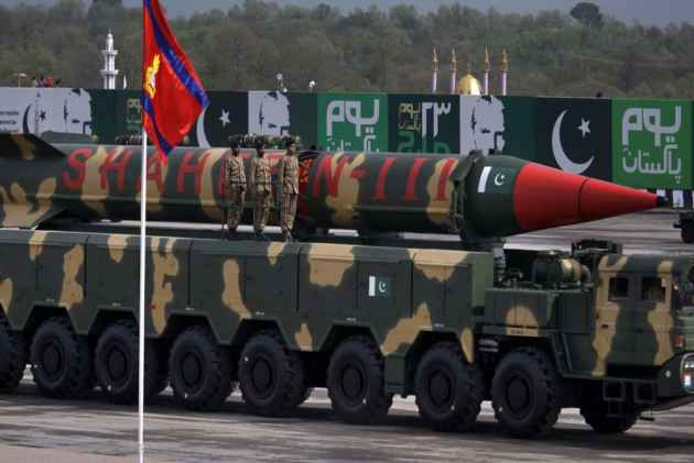 Pakistan Is Developing New Types Of Nuclear Weapons, Warns US
