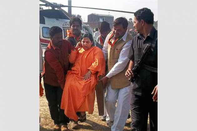Won't contest polls for 3 yrs to rejuvenate body, health: Uma Bharti