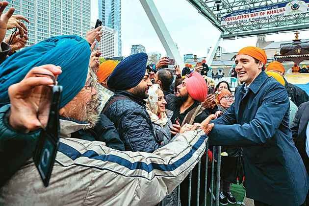 Trudeau may not meet Capt Amarinder Singh during Punjab visit