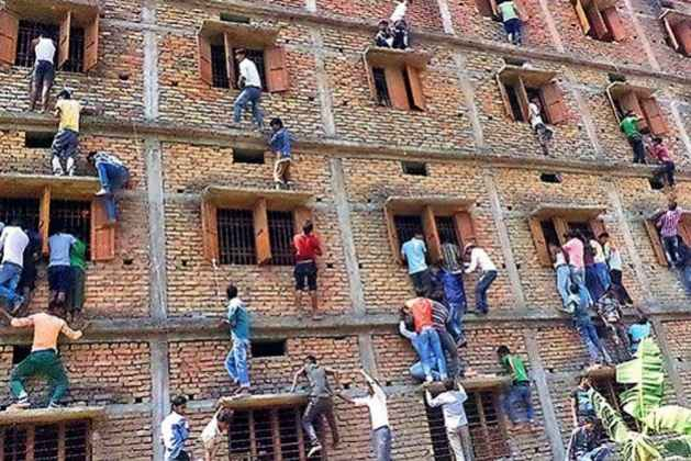 To Fight Cheating Menace, Bihar Students Asked Not To Wear Shoes And Socks During Exams
