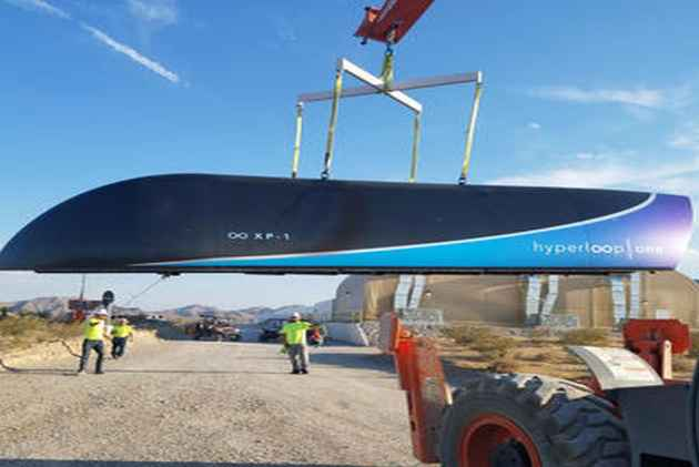 Virgin set to build hyperloop between Pune and Mumbai
