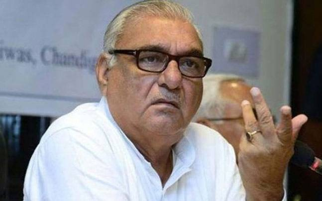 CBI chargesheets Hooda, 33 others in Manesar land case