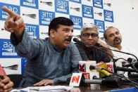 No Proof Of 'Assault', AAP Being Hounded, Alleges Sanjay Singh