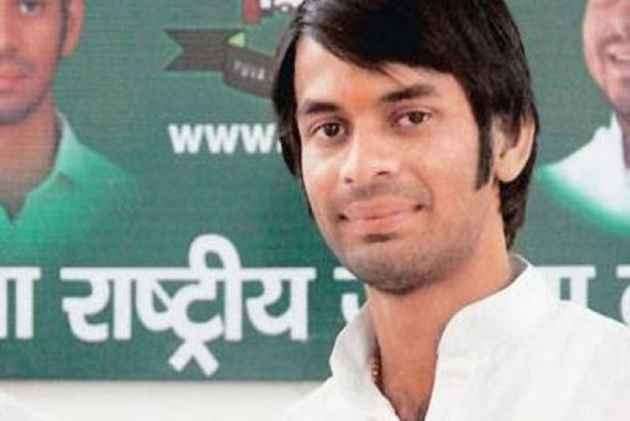 Lalu's son Tej Pratap Yadav alleges Nitish released ghosts in his bungalow