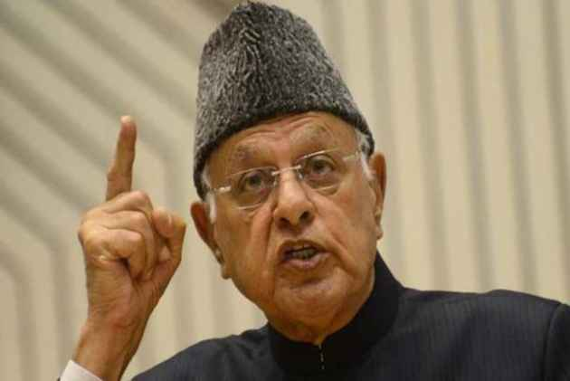 India-Pakistan Governments Should Find Way To End Bloodshed In Jammu And Kashmir: Farooq