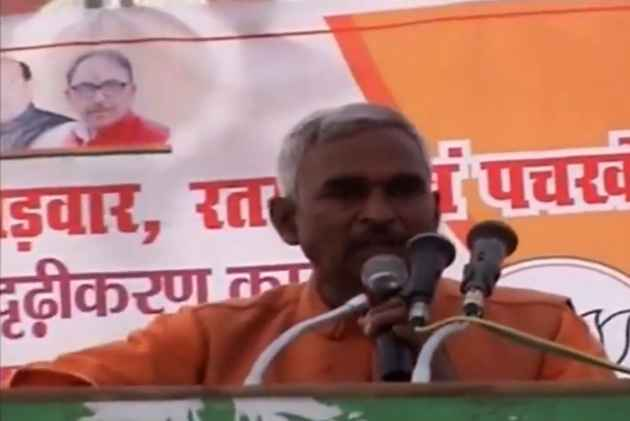 BJP MLA Who Broke Constitutional Oath Says 'Indians Who Refuse To Say Bharat Mata Ki Jai Are Pakistanis'