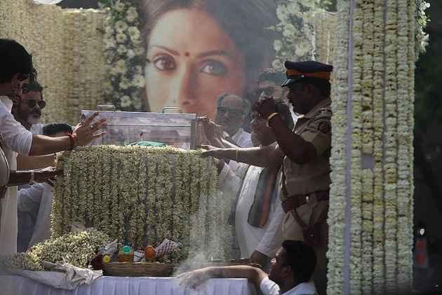RIP Sridevi: India bids adieu to Bollywood actress 'Chandini'