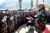 Modi Wisely Adopts <em>Chowkidar</em> Strategy In Defence Spending: Carry Small Stick But Shout Loudly