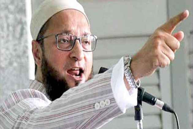 Owaisi demands law to punish those who call Indian Muslims 'Pakistanis'