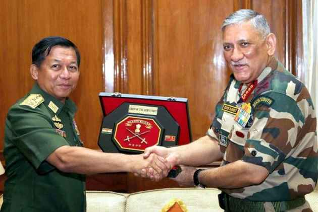 Where Are The Moral Concerns Over India's Growing Intimacy With The Myanmar Military?