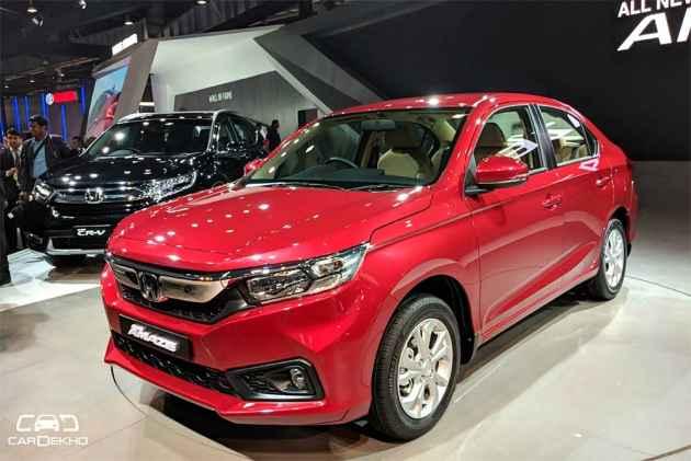 Honda Cars India Unveil Sports EV Concept and NeuV EV Concept