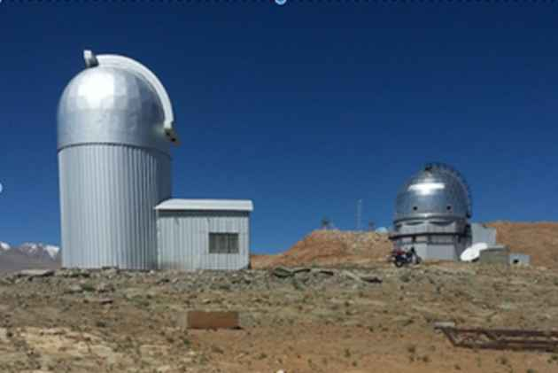 India Gets Robotic Telescope To Keep An Eye On Dynamic Cosmos