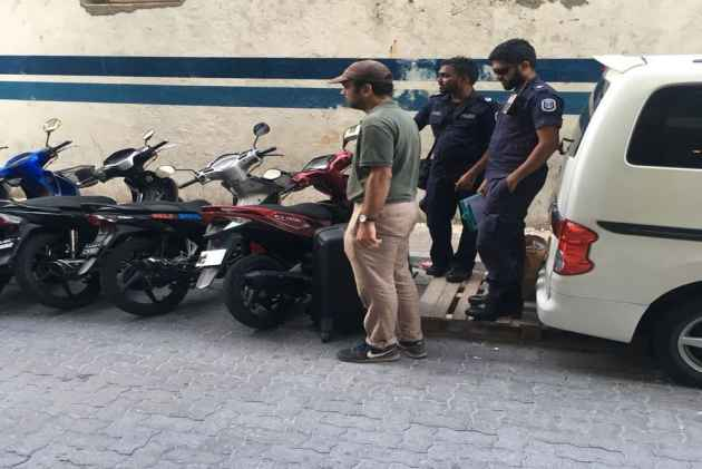 Two Indian Reporters Working For AFP Arrested In Maldives: Report
