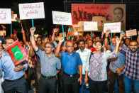 It's Important That Maldives Quickly Returns To Democracy And Rule Of Law: India