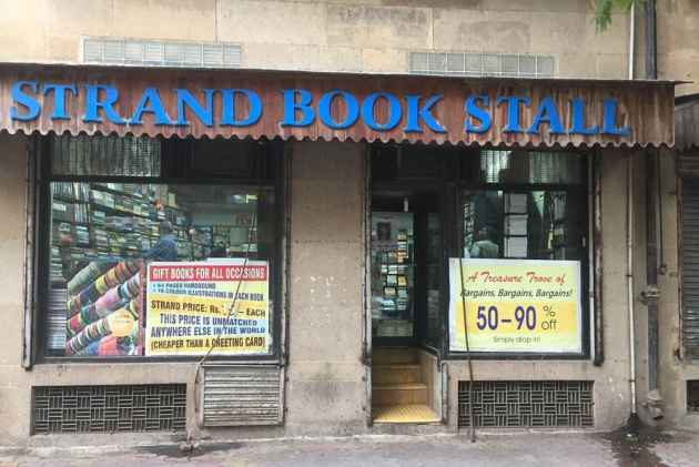 Mumbai's Iconic Strand Book Stall Down Shutters After 70 Years
