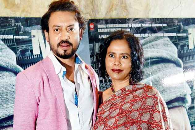 Irrfan Khan's Wife Sutapa Sikdar's Emotional Open Letter: My Husband A 'Warrior', Is Fighting Every Obstacle With 'Grace And Beauty'
