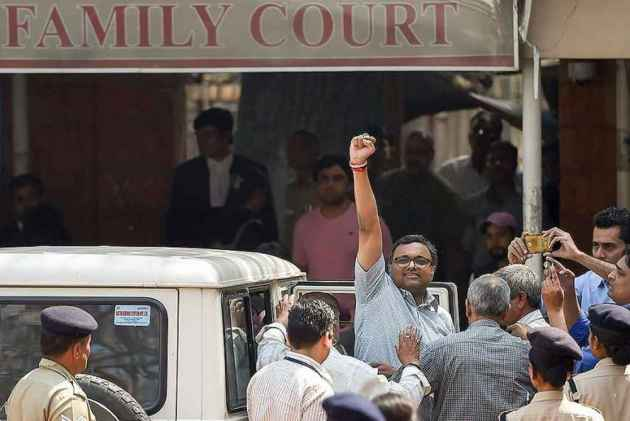 Karti in CBI custody for 3 more days