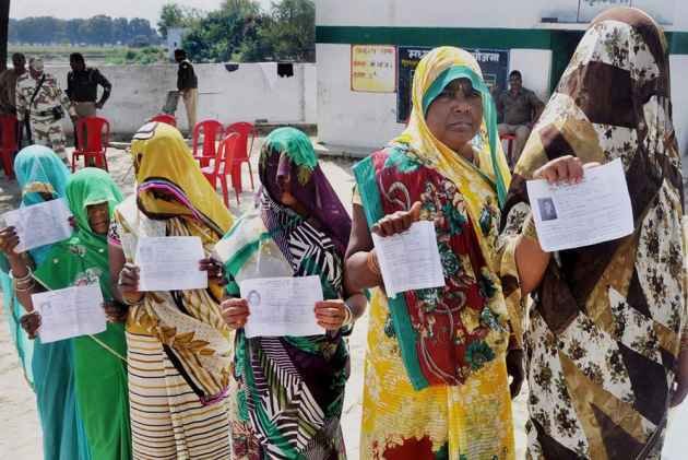 Voting for Uttar Pradesh, Bihar by-polls underway