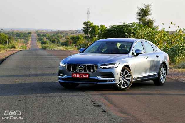 Volvo Hikes Prices: S60, S90 And Others To Get Dearer
