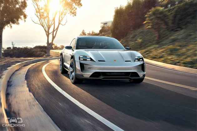 Porsche Shows Off New Electric Crossover Concept; Will Take On Tesla Model X, Jaguar I-Pace