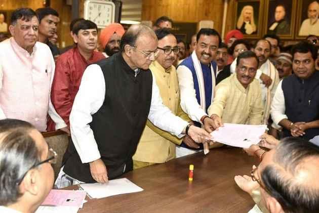 Contest Certain In Uttar Pradesh As BJP Fields 11 Candidates For 10 Rajya Sabha Seats