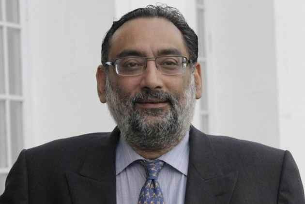 Mufti removes J & K PDP Leader Haseeb Drabu From Cabinet
