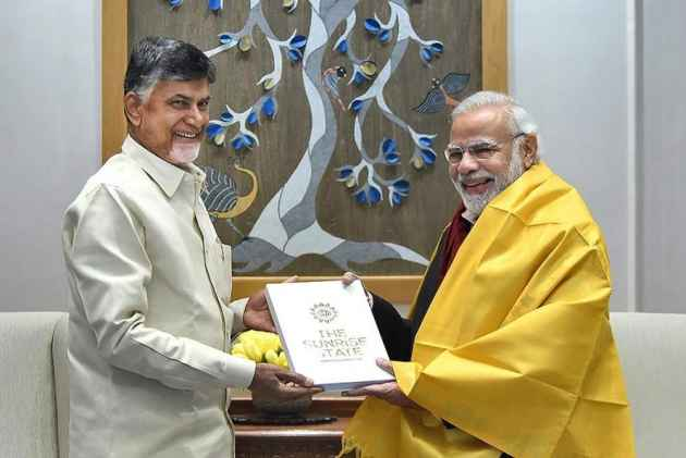 BJP stands for 'Break Janta Promise', NDA Talaq, Talaq, Talaq: TDP