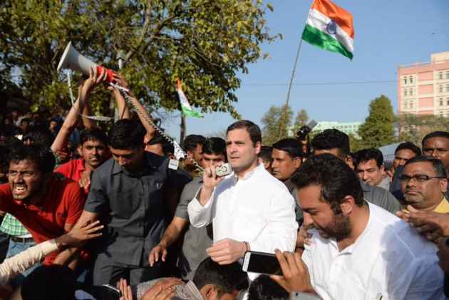 'Gabbar Singh Tax' rates are 2nd highest in world, says Rahul Gandhi
