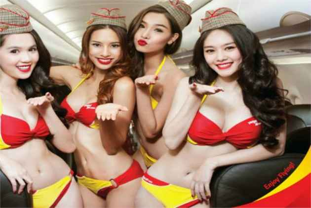 'Bikini Airline' to land in India with flights from Delhi to Vitnam