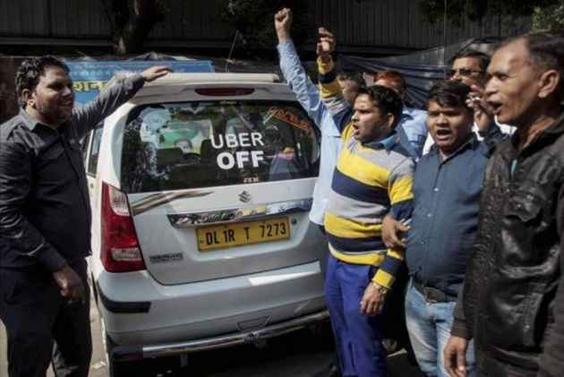 Ola, Uber Drivers To Go On Indefinite Strike From Sunday Midnight