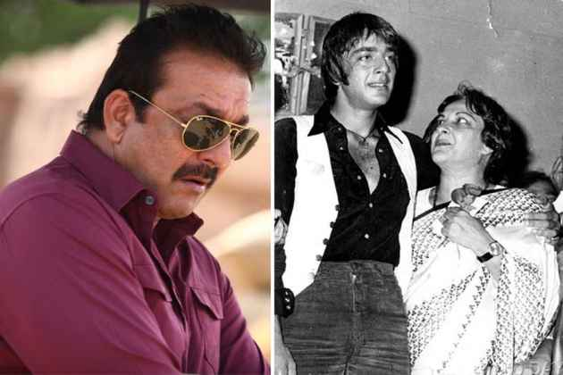 When 'Bollywood's Bad Boy' Sanjay Dutt Cried 3 Years After His Mother's Death