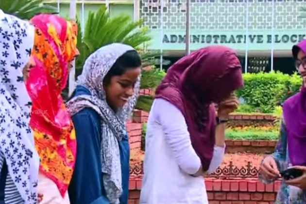 Kerala teacher's sexist remarks trigger 'watermelon' protest, women post nude photos