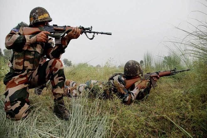 J&K: Two Soldiers, Civilian Injured In Pakistan Shelling