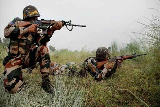Pakistani Rangers Violate Ceasefire Day After Pleading To India To Stop Firing