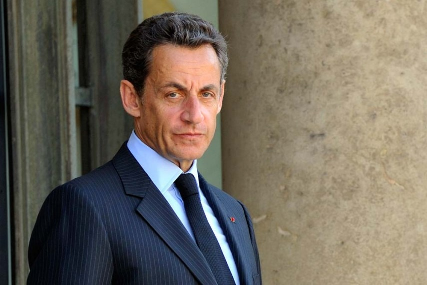 Sarkozy, former Min held for police questioning; for Libyan funding case