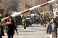 8 Dead, 20 Wounded As Blast Rocks Kabul