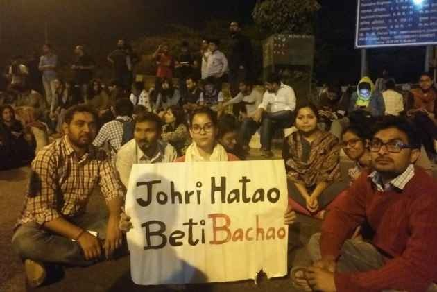 Delhi Police arrests JNU professor accused of sexual harassment by students
