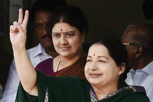 Sasikala's affidavit says AIADMK leaders met Jayalalithaa in hospital