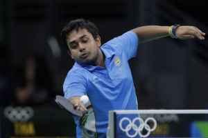 Table Tennis Star Soumyajit Ghosh Accused Of Rape, Says 'Woman Blackmailing Me'