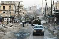 Syria War: Eastern Ghouta Rebels Announce Ceasefire