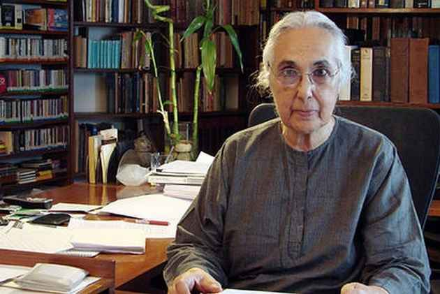 JNU Is Being 'Slowly Dismantled'; History Faces Threat Of 'Infusion Of Imaginary Theories': Noted Historian Romila Thapar