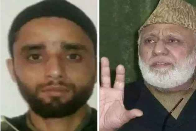Son of Geelani's Successor Joins Hizbul, Pic Goes Viral on Social Media